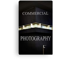 Commercial Photography Canvas Print
