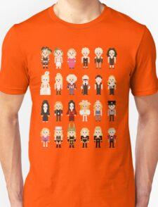 Madge's Evolution Unisex T-Shirt