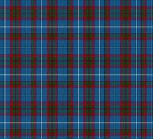 00205 Edinburgh District Tartan  by Detnecs2013