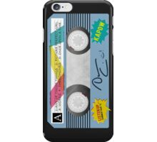 DC Listen Up Cassette iPhone Case/Skin