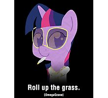 Twi High Photographic Print