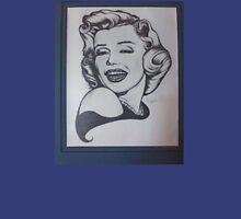 MARILYN MONROE BY JACKIE SHEARER Unisex T-Shirt