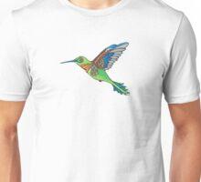 Clockwork Hummingbird Unisex T-Shirt