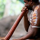 Didgeridoo by fnqphotography