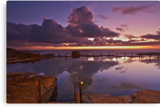Reflective Mahon by Mark  Lucey