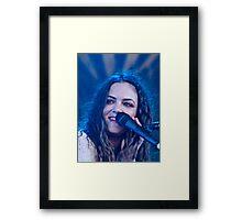 Julia Stone Framed Print