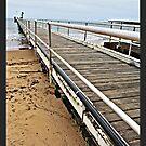 Clump Point Jetty, Mission Beach NQ by Giovanna Devlin