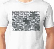 Maze - Crosses #3 Unisex T-Shirt