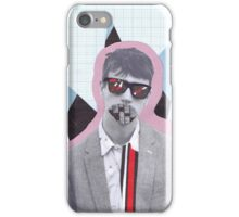 Top-Man No.2 iPhone Case/Skin