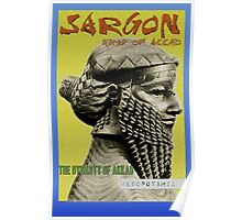 Sargon King Of Akkad Poster
