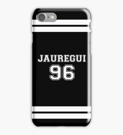Jauregui 96 iPhone Case/Skin