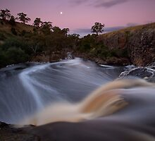 Turpins Falls by Travis Easton