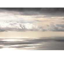 Painterly View - from Funchal Madeira  - JUSTART ©  Photographic Print