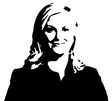 Leslie Knope - Parks and Recreation Photographic Print