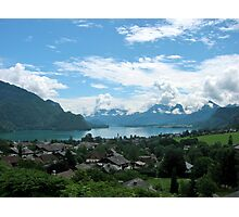 Wolfgangsee - Austria Photographic Print