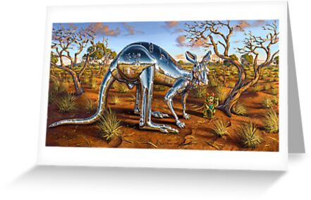 Lucky New Hope Kangaroo by Shane  Gehlert