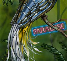 Bird of Paradise by Shane  Gehlert