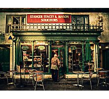 Another Place To Eat Photographic Print