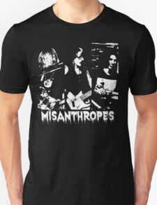 "The Misanthropes: ""Evidence"" T-Shirt"