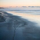 Sunrise, Popham Beach, Maine by McSquishyface
