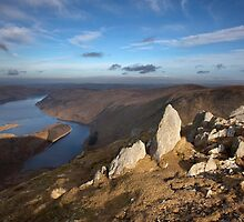 Haweswater From Harter Fell by SteveMG
