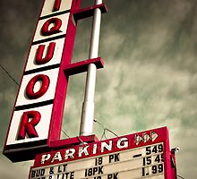 Capitol Liquors  by John  De Bord Photography
