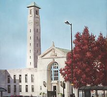 Southampton Civic Center by martyee