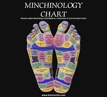 The Angry Feet Minchinology Chart version 2 Unisex T-Shirt