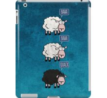 Bored Sheep iPad Case/Skin
