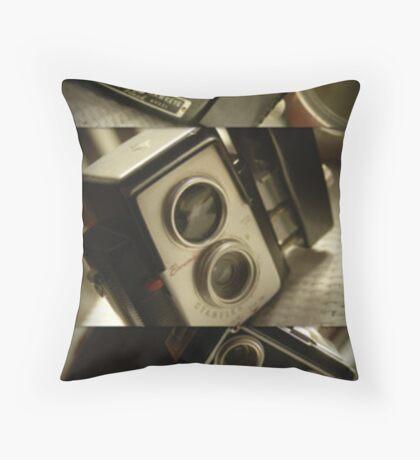 Kodak Stack Throw Pillow
