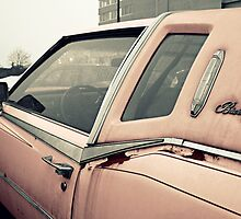 Pink Cadillac by FlintFoto
