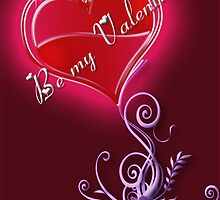 Be my Valentine by Rainy