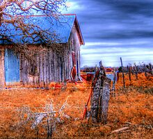 Old Barn - Montague County, Texas by jphall