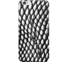 Repeating Forms - Scales #1 iPhone Case/Skin