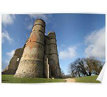 Donnington Castle Poster