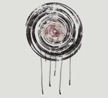 Vinyl Records Retro Urban Grunge Design by Denis Marsili