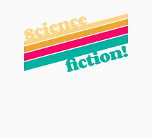Science Fiction Rocks! Womens Fitted T-Shirt
