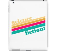 Science Fiction Rocks! iPad Case/Skin