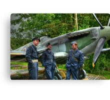 Royal Air Force revisited Canvas Print