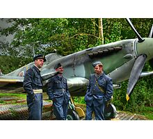 Royal Air Force revisited Photographic Print