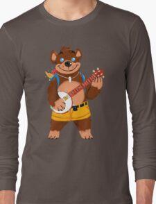 Septembear: Banjo  Long Sleeve T-Shirt
