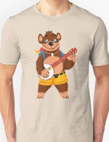 Septembear: Banjo  T-Shirt
