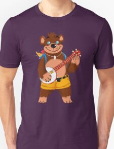 Septembear: Banjo  T-Shirt