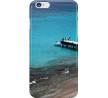 Off the Dock iPhone Case/Skin
