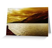 Loch Ness, Scotland, UK Greeting Card