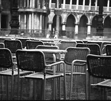 Wet chairs by AlanPee