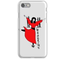 Kate Bush Wuthering Heights iPhone Case/Skin