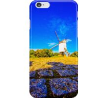 Bruges Windmill iPhone Case/Skin