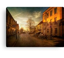 Witney Canvas Print