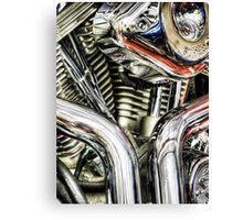 S & S Motor  Canvas Print